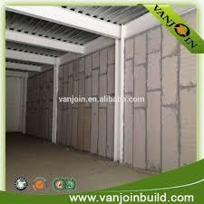 saudi arabia prefab house lightweight concrete interior panel wall