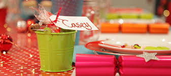Bright Christmas Decorations Merry And Bright Christmas Theme The Christmas Cart