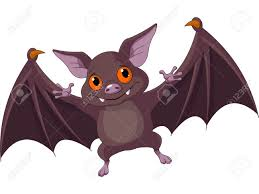 Halloween Bat Pictures by Illustration Of Cute Cartoon Halloween Bat Flying Royalty Free