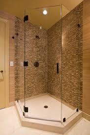 bathroom corner shower ideas how can corner shower save space bath decors