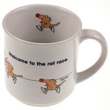 funsationalfindswhite coffee cup with cartoon rats u201cwelcome to the