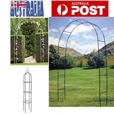 wedding arch ebay australia garden arbors arches ebay