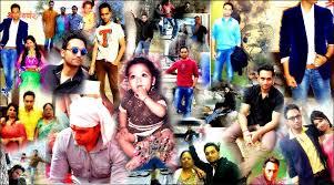creative designing photo collage maker photo stitching laxmi nagar