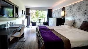 image chambre hotel chambre luxe rénovée najeti hôtel du parc hardelot
