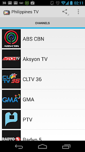 tv apk philippines tv live free hd 1mobile