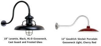 Outdoor Gooseneck Light Fixtures Lighting Design Ideas Exterior Gooseneck Light Fixture Wall Mount