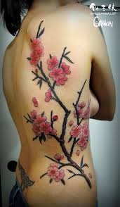 cherry blossom tree designs and meanings