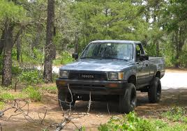 toyota pick up 1990 toyota pickup image 5