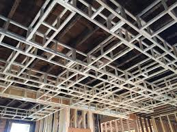 What Is A Coffered Ceiling by Coffered Ceiling Tutorial Part 1 A Project Couple Married
