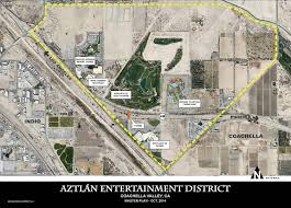 Palm Springs Map There U0027s A Plan To Build An Aztec Theme Park Near Palm Springs