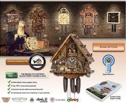 German Clocks Bavarian Clockworks The 1 Authentic Cuckoo Clock Shop
