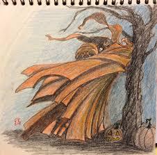 cool halloween drawings drawings the art of ryan ross