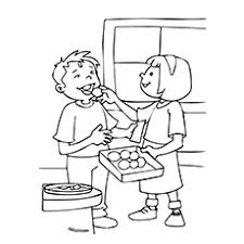 coloring page for toddlers 10 diwali coloring pages for toddlers