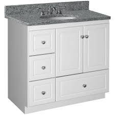 42 inch bathroom vanity without top simplicity by strasser ultraline 36 in w x 21 in d x 34 5 in h