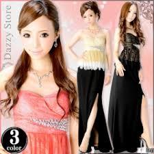 dazzy store 7 24 最新ロングドレス ミニドレス カラコン ドレス通販のdazzystore