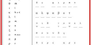 greek alphabet worksheet free worksheets library download and