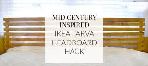 Ikea Tarva Bed Project Gallery A Designer At Home