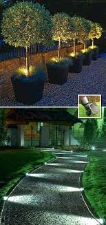 Garden Driveway Ideas Driveway Lighting Ideas Outdoor Led Landscape Lighting How To Hang