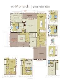 gehan floor plans monarch home plan by gehan homes in heath golf and yacht club