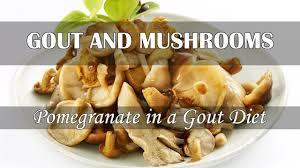 gout gout and mushrooms mushrooms in a gout diet azchannel