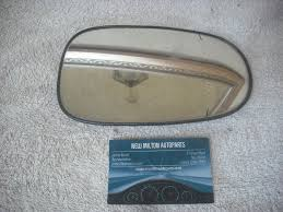 nissan almera 2000 2006 electric manual door mirror glass o s