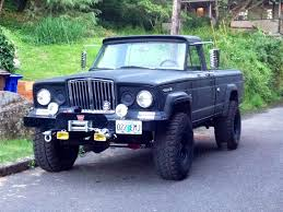 jeep gladiator 1975 64 j300 front bumper options full size jeep network