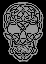 Celtic Skull - celtic skull celtic skull by theraevyn13 celtic viking