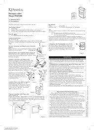 qs5 02wd3130 rf doorbell user manual 1 iq group dongguan ltd