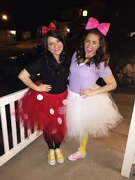 minnie mouse and daisy duck best friend costumes holla daze