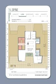 floor plan picture serie densidad 50 housing floor plans a t cards a t architecture