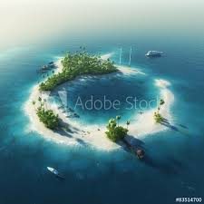 tropical island paradise private island paradise tropical island with bungalows buy this