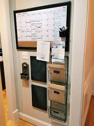kitchen message center ideas best 25 home command center ideas on family calendar
