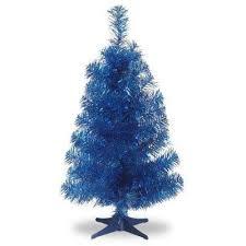 tinsel metallic christmas trees christmas decorations the