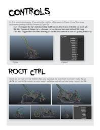 goblin creature rig for maya free character rigs downloads for maya