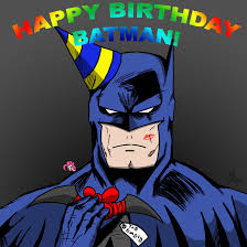 Happy Birthday Batman Meme - feb 19 birthday of the batman by cat gray and me78 on deviantart