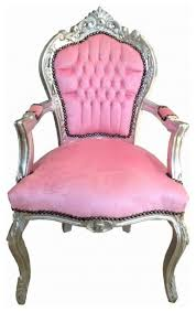 Pink Accent Chair Brilliant Pink Accent Chair Antoinette Traditional Classic