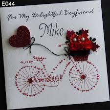 Handmade Cards For Birthday For Boyfriend B Day Love Cards Homeade Google Search Boyfriend Pinterest