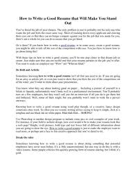 get hired resume tips how to write resume step by make proper exles resumes that