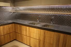 milan s eurocucina highlights latest in kitchen design and technology porcelanose backsplash