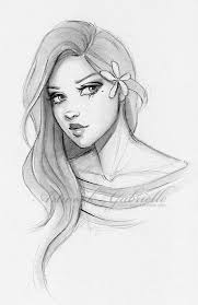 sketch by gabbyd70 on deviantart drawing pinterest flower