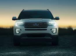 Ford Explorer All Black - blog post first signs of the carpocalypse 2016 ford explorer