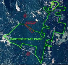 bastrop state park map tpwd january 24 2007 commission meeting agenda conservation