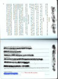 sudeep u0027s blog how to renew an indian passport in usa through post