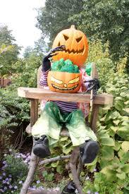 Atlanta Botanical Gardens by Scarecrows Rustle Up Fun At The Atlanta Botanical Garden In