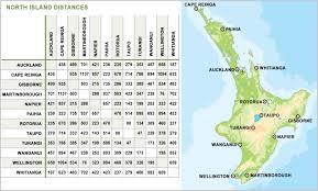 geography blog new zealand map north island