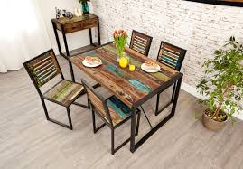 urban chic dining table small urban chic reclaimed wood shop