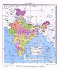 Map Showing Equator Two Maps Of Kashmir That Make More Sense Than One Big Think