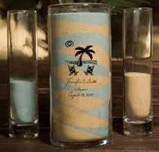 Sand Vase Personalized Unity Sand Ceremony Set Sand Vase Set By Bridesvillage
