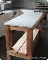 wood kitchen island cart marble top kitchen island cart foter