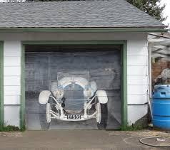 what colour to paint garage door painted garage door murals geekgorgeous com